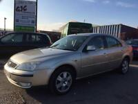 2004 FORD MONDEO GHIA TDCI 130BHP FULL 12 MONTHS MOT SUPERB CONDITION!!!