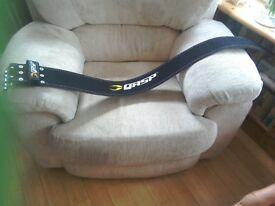 Weight/ power lifting belt