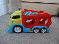 Large car transporter