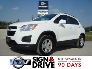 2013 Chevrolet Trax 1LT AWD *Local SUV*Only $57 Weekly*