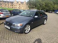 2004 Lexus is200 2.0 SE Saloon 4door petrol Automatic