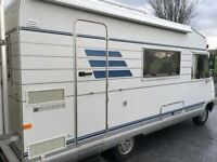 FOR SALE: Hymer B584 A Class Motorhome in excellent condition with many additional features