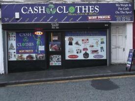 Cash 4 Clothes (Shoes,Toys & More...) - NEWCASTLE