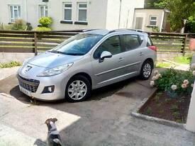 For Sale Peugeot 207 active SW DTI