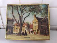 King George VI Royal Warrant (Confectionary) Collectors Tin Box