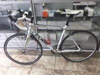 Cube peloton racing bike in very good condition for sale
