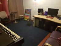 CREATIVE SPACE REHEARSAL WORK MUSIC WAREHOUSE AVAILABLE