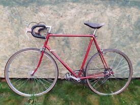 Austro Daimler sports bike speed road bicycle vintage year 1974 – 1976