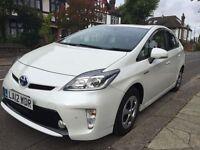 TOYOTA PRIUS Hybrid 1.8 VVT-i T Spirit + UBER READY PCO + 10000 Miles + WARRANTY + Fresh Import