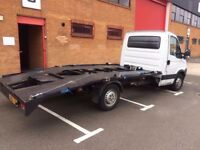 2011 IVECO 35C11 recovery car transporter