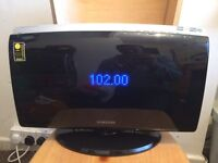 SAMSUNG HT-X250 DVD PLAYER, BUILT IN IPOD USB, AUXILIARY/DIGITAL RADIO, FULLY WORKING BUT 1 FAULT.