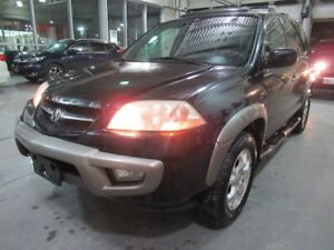 2001 Acura MDX 3.5L, Heated LEATHER Seats!