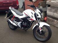 Honda CBF 125cc Learner Legal great condition.