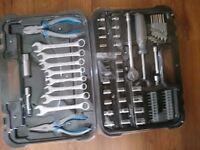 Brand new tools in box 75pcs