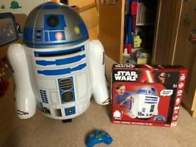 Inflatable Star Wars R2-D2