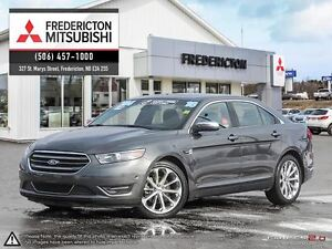 2016 Ford Taurus LIMITED! AWD! HEATED/COOLED LEATHER! NAV!