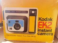 Kodak ek2 instant camera