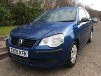 VW POLO 1.2 3 DR , MOT MARCH 19 , GENUINE LOW MILES , 1 OWNER + DEALER , GREAT SERVICE HISTORY ,