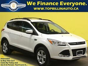 2014 Ford Escape 4WD, Navigation, Back-up Camera, Only 92 Kms