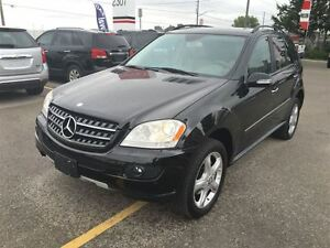 2008 Mercedes-Benz M-Class 3.5L, Loaded, Leather Roof and More ! London Ontario image 9