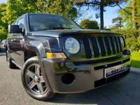 Oct 2009 Jeep Patriot 2.0 Crd Sport 4x4, Lovely Example! As New! Low Miles! Full Dealer History!