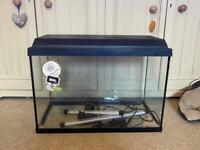 Juwel 70l fish tank