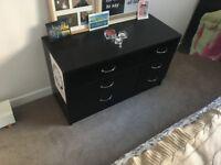 Black Drawer for Sale