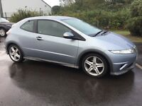Honda Civic type s diesel 2008