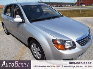 2009 Kia Spectra5 LX *** Certified and E-Tested *** $3,499