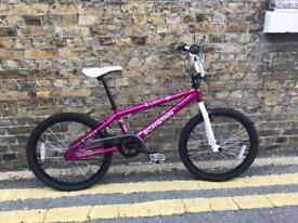 "BMX girls bike 22"" wheel Size, mint"