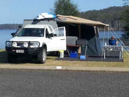 Adventure Tray on Camper Biloela Banana Area Preview
