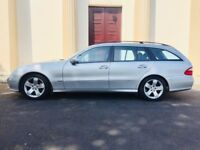 Mercedes E CLASS 7 SEATER ESTATE - volvo v70 audi a6 q7 bmw ml saab mondeo x5 jeep ford vw jeep kia