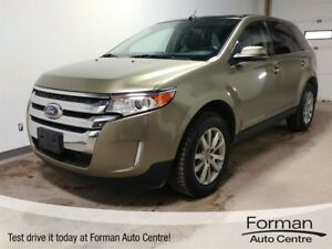 2013 Ford Edge Limited - Rmt start - Loaded | New tires | Leathe