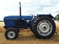 Leyland 384 tractor fully reconditioned engine