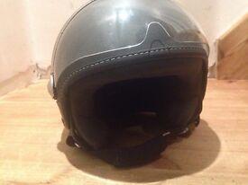 Helmet, Motorcycle Helmet, Faceless Helmet, Vespa Helmet