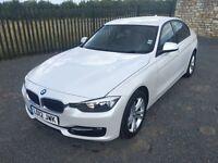 2012 12 BMW 316d SPORT *DIESEL* 4 DOOR SALOON *6 SPEED MANUAL* - ONLY 1 OWNER!