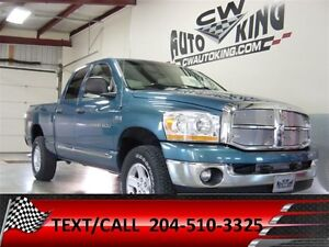 2006 Dodge Ram 1500 TRX4  Off Road 4x4 / Loaded / Quad Cab