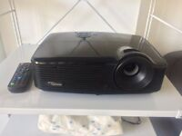 Optoma Projector - Black ** Discounted ** Quick Sale **