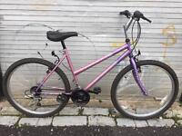 Universal Fusion ladies mountain bike