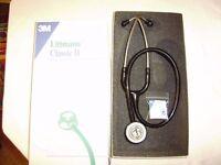 Littmann stethoscope, classic ii