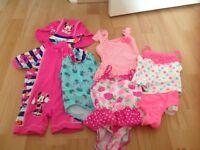 Summer 6-9 months girls bundle