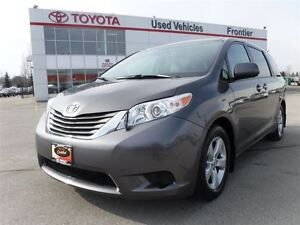 2016 Toyota Sienna LE 8 Passenger TOYOTA CERTIFED PRE OWNED