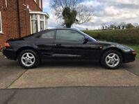 TOYOTA MR2 MK2. 1990 UK car, only 15000 miles, rare opportunity for MR2 enthusiast