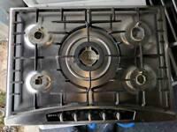 Neff Hob, 5 ring burner