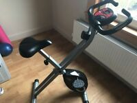 F- Bike Excercise Bike - Excellent Condition Hardly Used
