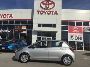2015 Toyota Yaris LE WARRANTY