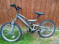Boys Raleigh Mission Bike, great condition