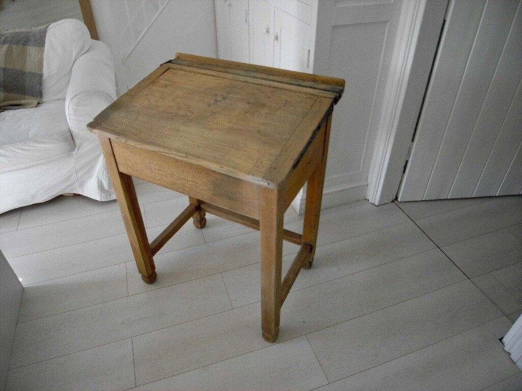 Childs Oak Desk