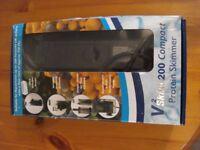 V2 Skim 200 Compact - Protein Skimmer