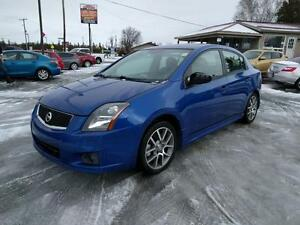 2009 Nissan Sentra SE-R SPEC V MANUAL, CHARGE PORTS, ABS BRAKES